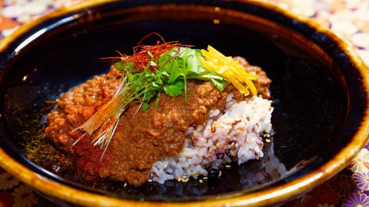 【間借りカレー】東京|咖喱茶屋 水と日だまり 代官山