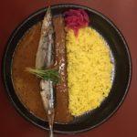 【新メニュー】東京|ソーシャルカレーショップ 豆くじら|【期間限定】秋刀魚カレー