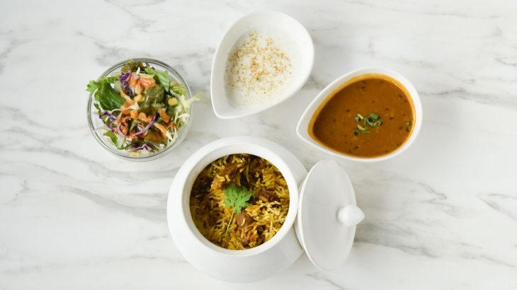 【新メニュー】東京|インド料理ムンバイ九段店|ランチ限定ビリヤニ