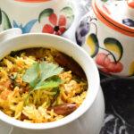 【新メニュー】千葉|インド料理ムンバイ 柏モディ店|期間限定!チキンビリヤニセット