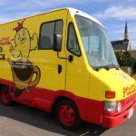 チャンピオンカレーキッチンカー:移動販売事業を開始