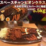 総重量5.5kgのスペースチャンピオンクラス、 大手町日本ビルパークでも2018年1月5日より販売開始。