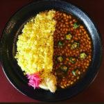 【期間限定】【豆くじら@高円寺】納豆とオクラのカレー
