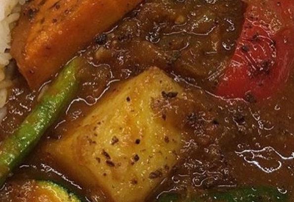 【新メニュー】東京|ソーシャルカレーショップ豆くじら|【期間限定】【豆くじら@高円寺】野菜のカレー