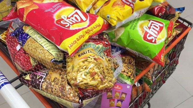 【イベント】東京|【1021/Sun/18時〜】インドのスナック菓子食べ比べ会!