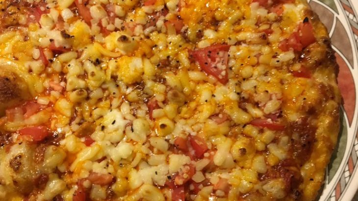 【新メニュー】東京|トルカリ西新橋本店|【トルカリ西新橋本店】Indian Pizza
